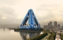A Proposed New Orleans Arcology
